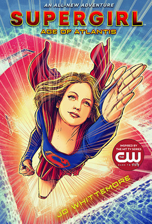 YAYBOOKS! November 2017 Roundup - Supergirl: Age of Atlantis