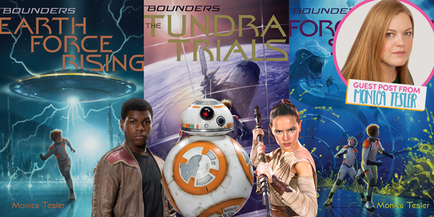 5 Reasons Fans of Star Wars Love the Bounders Book Series by Monica Tesler