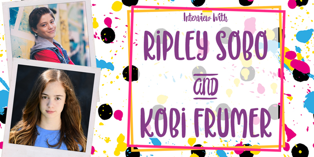 Interview with Ripley Sobo and Kobi Frumer