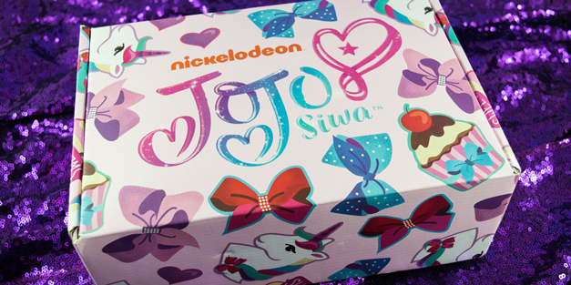 JoJo Siwa Box Unboxing