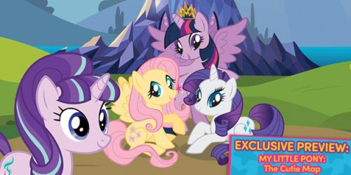 EXCLUSIVE PREVIEW: My Little Pony: The Cutie Map