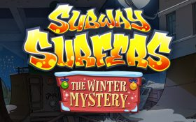 Subway Surfers: The Winter Mystery