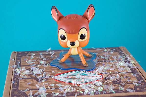 Funko Disney Treasures Snowflake Mountain