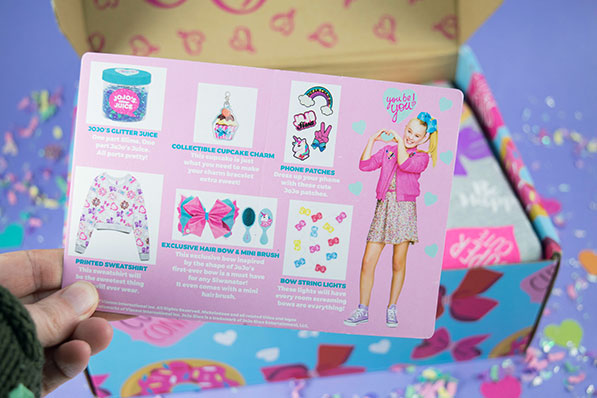 The JoJo Siwa Box - Winter Unboxing