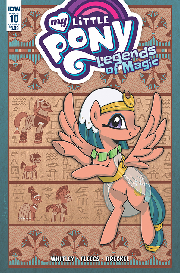 My Little Pony: Legends of Magic #10 - EXCLUSIVE Preview