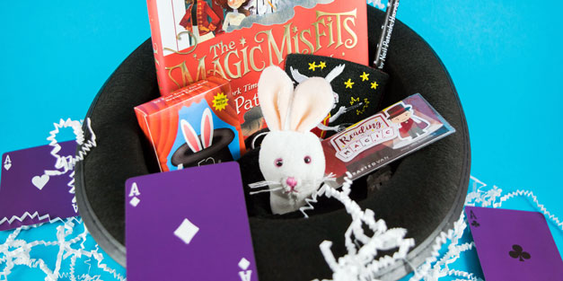 OwlCrate Jr. Abracadabra Unboxing - December 2017