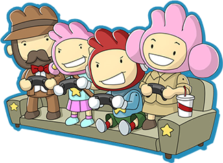 Scribblenauts Showdown Announcement Trailer