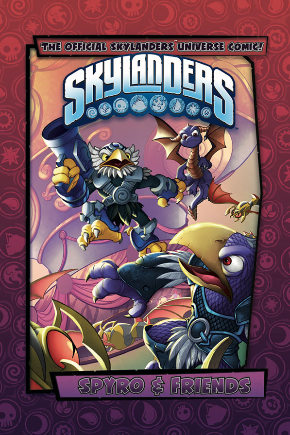 Skylanders: Spyro & Friends - PREVIEW