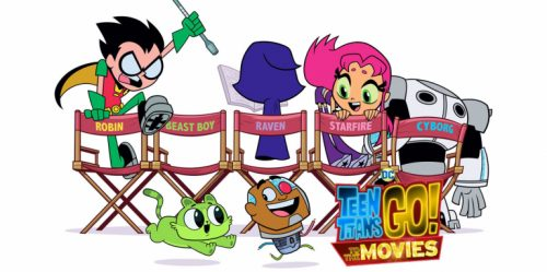 Titans, GO! Watch the Teen Titans Go! to the Movies Teaser Trailer
