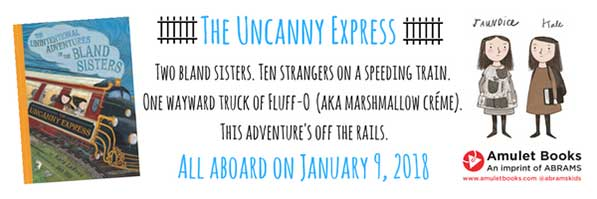 The Uncanny Express - Interview with Kara LaReau and Giveaway