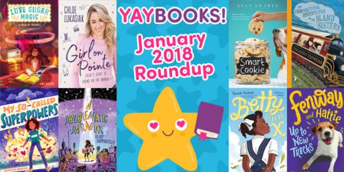 YAYBOOKS! January 2018 Roundup