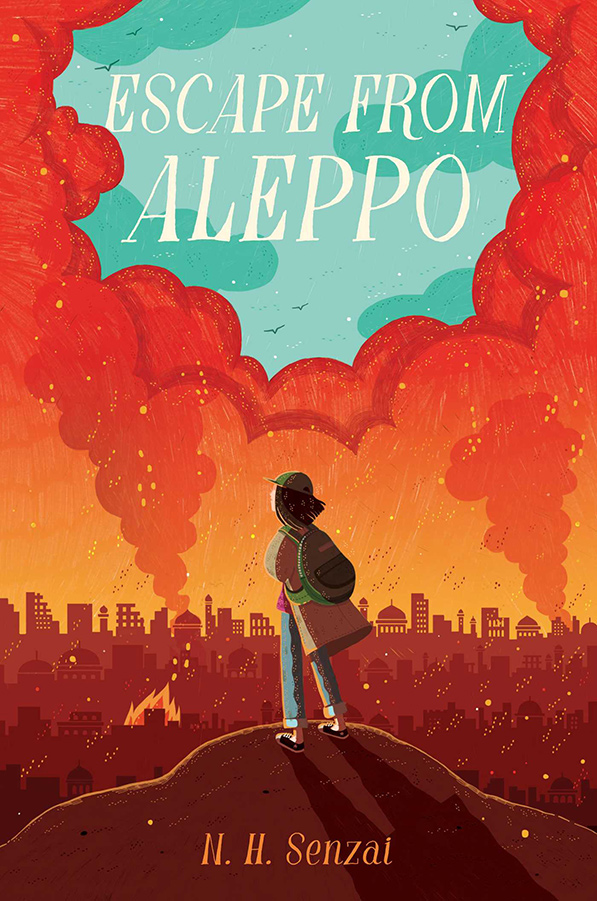 YAYBOOKS! January 2018 Roundup - Escape From Aleppo