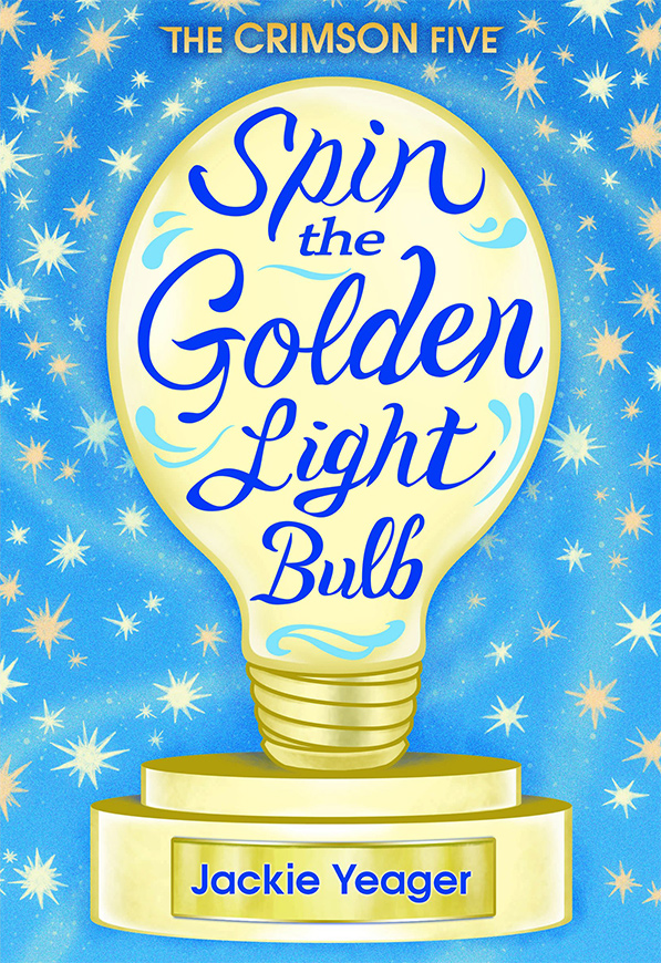 YAYBOOKS! January 2018 Roundup - Spin the Golden Lightbulb