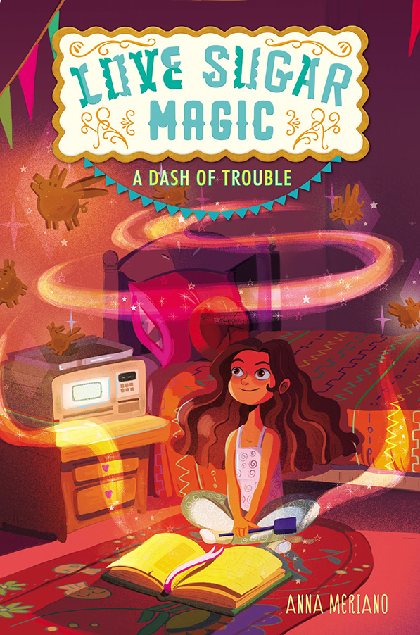 YAYBOOKS! January 2018 Roundup - Love Sugar Magic: A Dash of Trouble