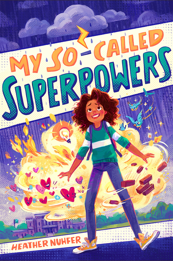 YAYBOOKS! January 2018 Roundup - My So-Called Superpowers