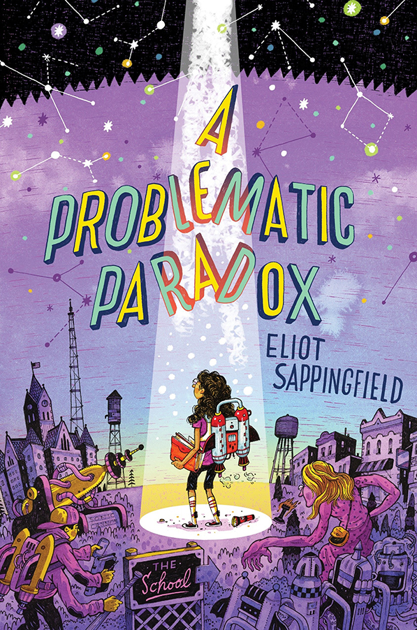 YAYBOOKS! January 2018 Roundup - A Problematic Paradox