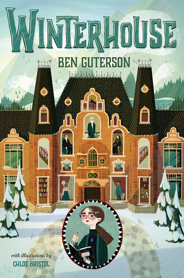 YAYBOOKS! January 2018 Roundup - Winterhouse