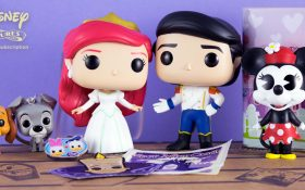 Funko Disney Treasures - Ever After Castle