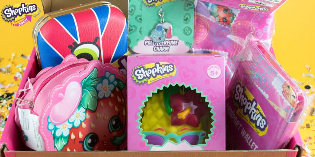 Shopkins Direct Winter Unboxing