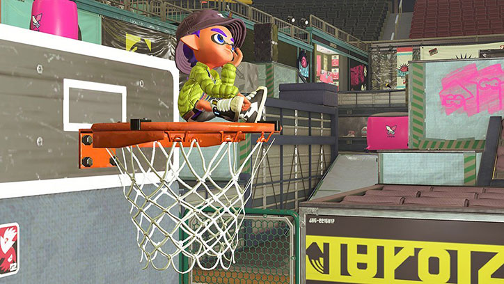 Splatoon 2 - Goby Arena