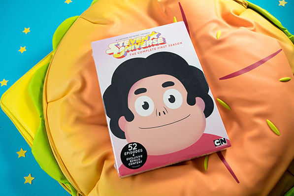 Steven Universe: The Complete First Season DVD + GIVEAWAY