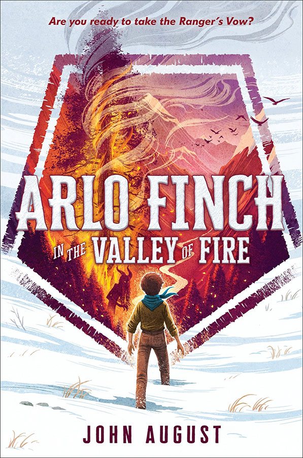 YAYBOOKS! February 2018 Roundup - Arlo Finch and the Valley of Fire