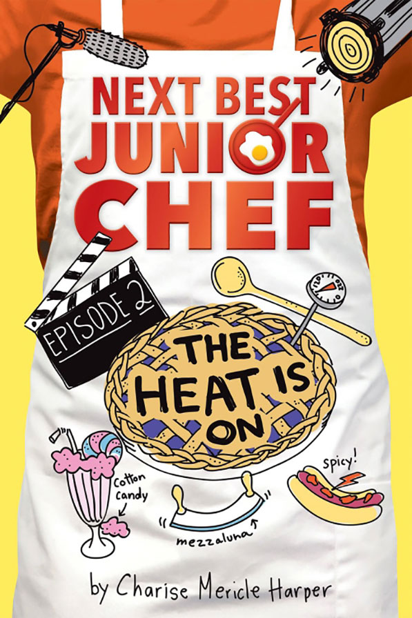 YAYBOOKS! February 2018 Roundup - The Next Best Junior Chef: The Heat is On