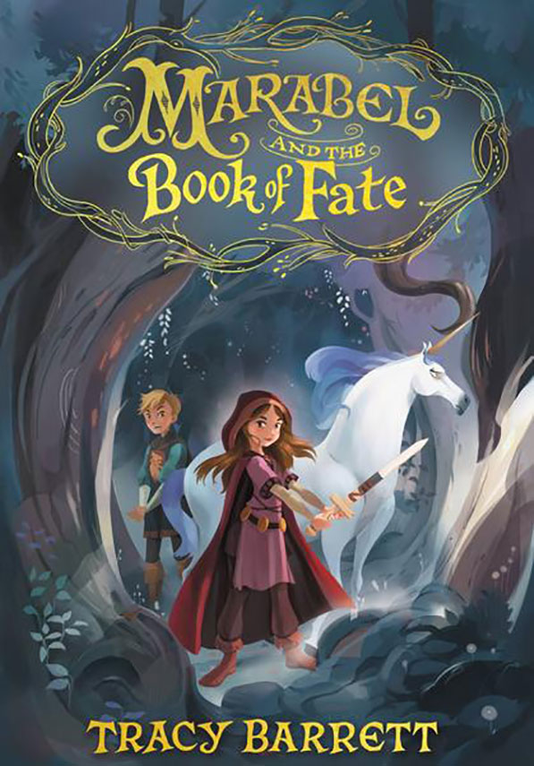 YAYBOOKS! February 2018 Roundup - Marabel and the Book of Fate