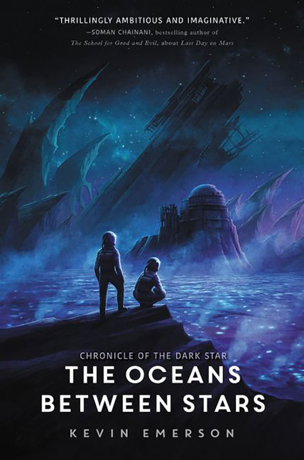 YAYBOOKS! February 2018 Roundup - The Oceans Between Stars