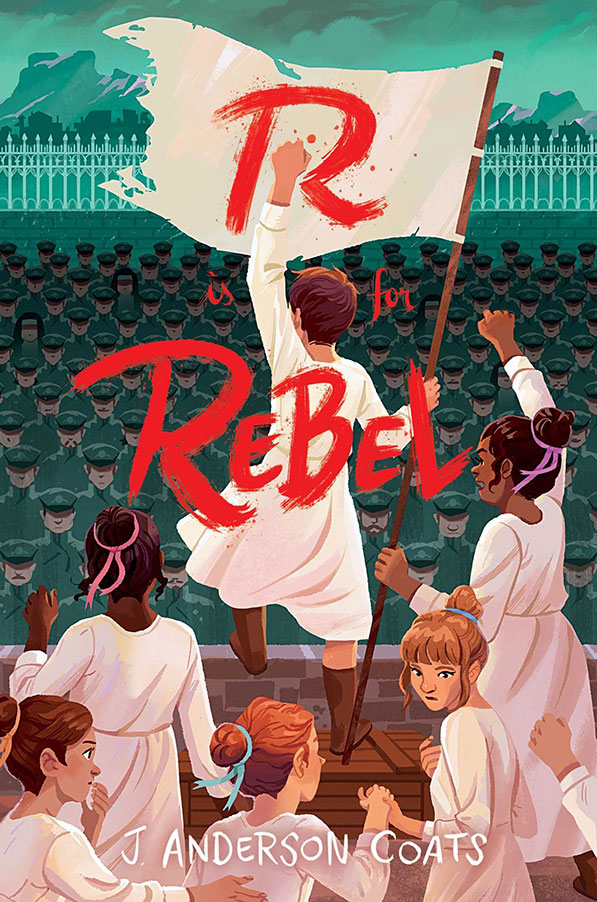 YAYBOOKS! February 2018 Roundup - R is for Rebel