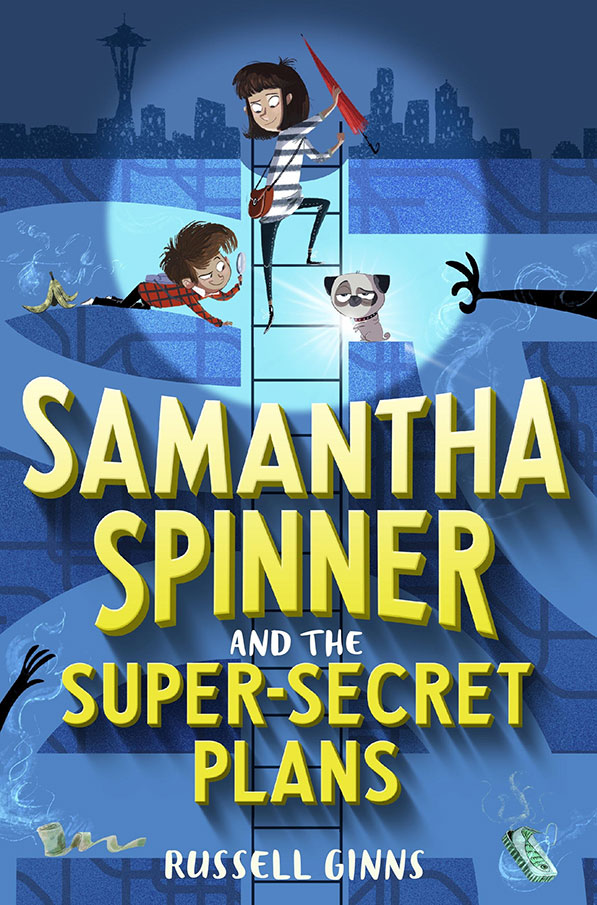 YAYBOOKS! February 2018 Roundup - Samantha Spinner and the Super-Secret Powers