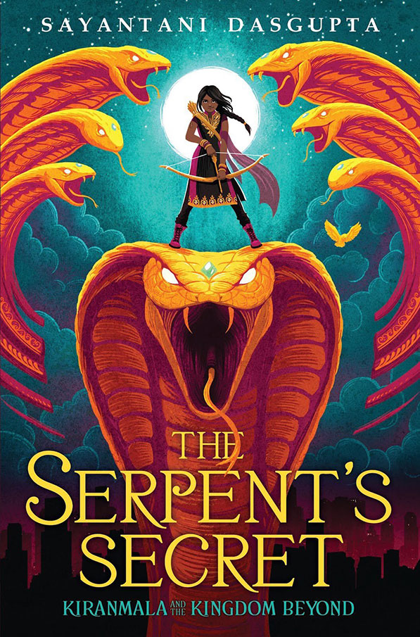 YAYBOOKS! February 2018 Roundup - The Serpent's Secret