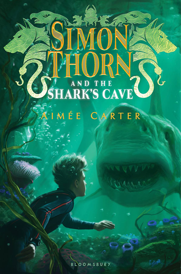 YAYBOOKS! February 2018 Roundup - Simon Thorn and the Shark's Cave