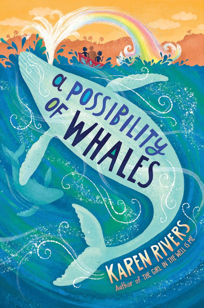 A Possibility of Whales - Interview with Karen Rivers