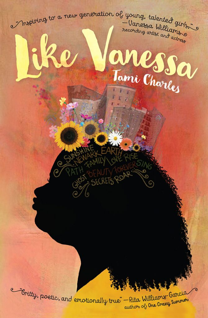 Like Vanessa - Interview with Tami Charles