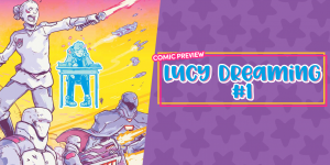 Lucy Dreaming #1 - PREVIEW
