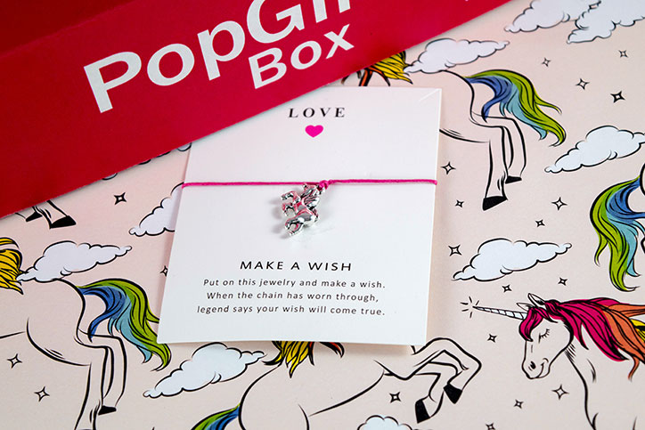 PopGirl Box - March Unicorn Unboxing