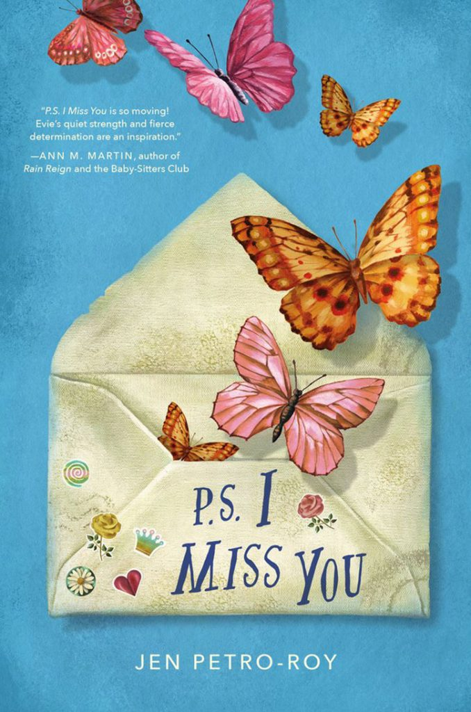 P.S. I Miss You - Interview with Jen Petro-Roy
