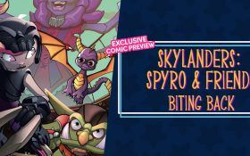 Skylanders: Spyro & Friends: Biting Back