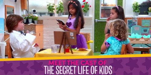 Meet the Adorable Cast of The Secret Life of Kids