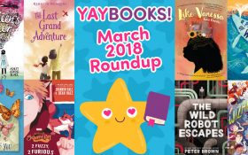 YAYBOOKS! March 2018 Roundup