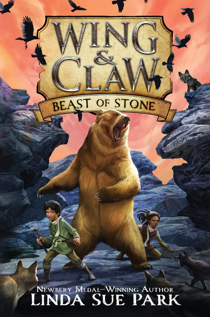YAYBOOKS! March 2018 Roundup - Wing and Claw: Beast of Stone