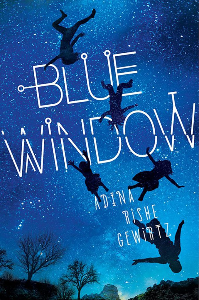 YAYBOOKS! March 2018 Roundup - Blue Window