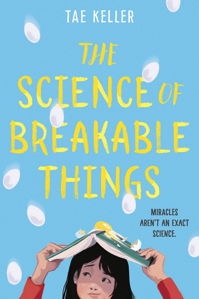 YAYBOOKS! March 2018 Roundup - The Science of Breakable Things
