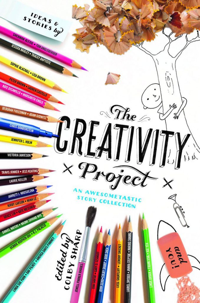 YAYBOOKS! March 2018 Roundup - The Creativity Project