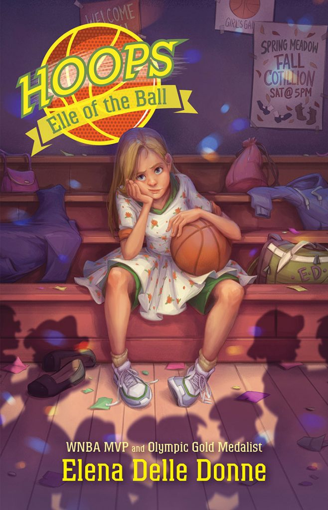 YAYBOOKS! March 2018 Roundup - Hoops: Elle of the Ball
