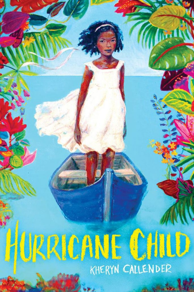 YAYBOOKS! March 2018 Roundup - Hurricane Child