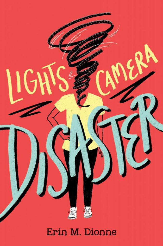 YAYBOOKS! March 2018 Roundup - Lights, Camera, Disaster