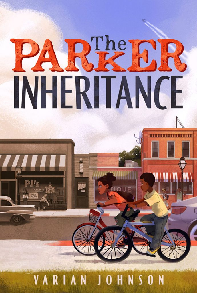 YAYBOOKS! March 2018 Roundup - The Parker Inheritance