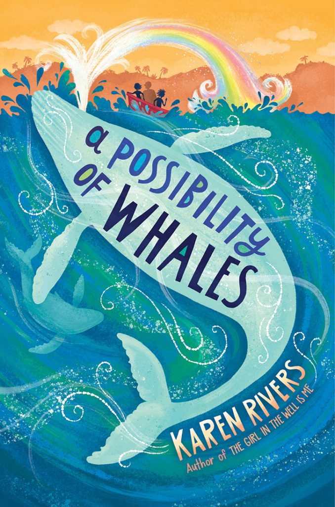 YAYBOOKS! March 2018 Roundup - A Possibility of Whales